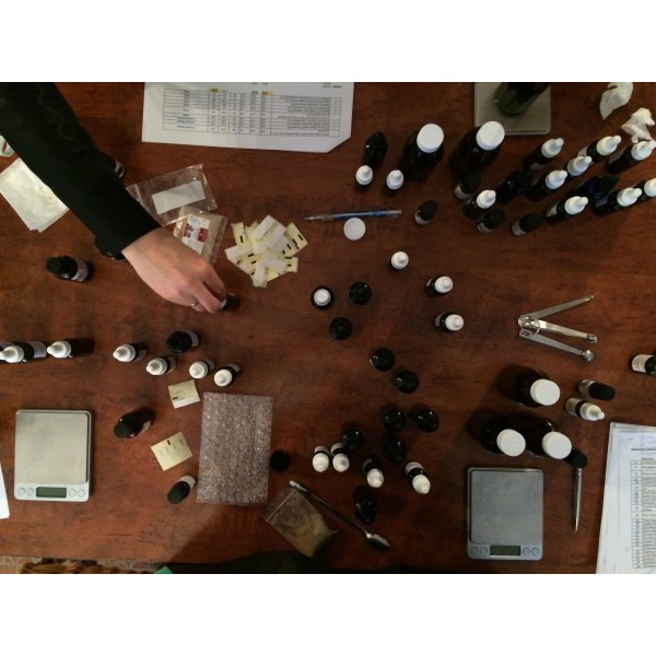Parfümkészítő workshop 1 napos