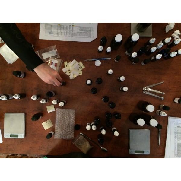 Szakrális illatok világa workshop