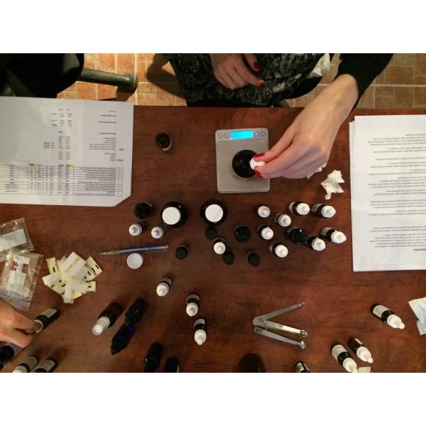 Parfümkészítő workshop 2 napos