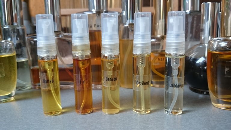 természetes parfümök, fine fragrance
