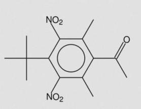 Musk ketone, a nitro-musk